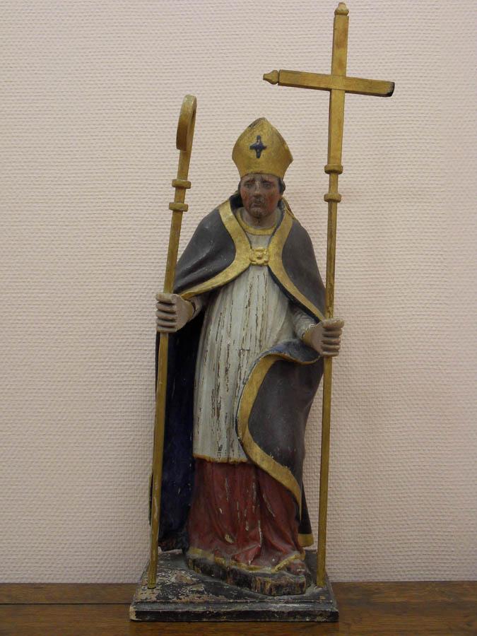 Statuette de Saint Romain